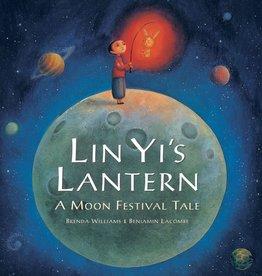 Barefoot Books Lin Yi's Lantern: A Moon Festival Tale