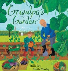 Barefoot Books Grandpa's Garden picture book