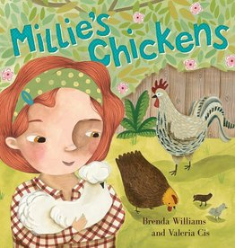 Barefoot Books Millie's Chickens picture book