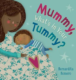 Barefoot Books Mummy, What's in Your Tummy? board book
