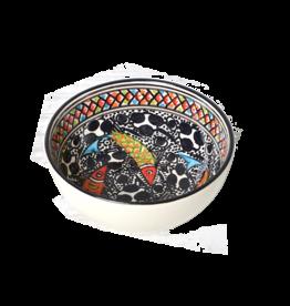 Sobremesa Rainbow Fish Cereal Bowl
