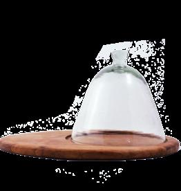 Sobremesa Medium Oval Cheese Board and Dome