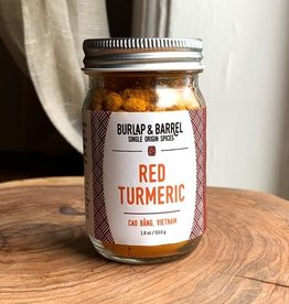 Burlap & Barrel Red Turmeric
