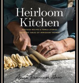 Burlap & Barrel Heirloom Kitchen Cookbook