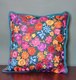 Lucia's Imports Fiesta Floral Pillowcase