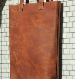 Twin Engine Origin Creations Leather Tote
