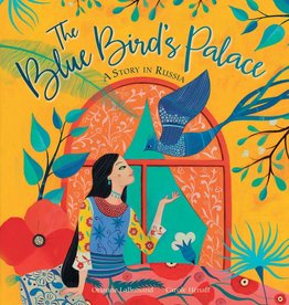 Barefoot Books The Blue Bird's Palace hardcover picture book