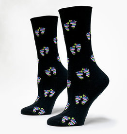 Maggie's Organics Trouser Socks Stand with Farmers Organic Cotton