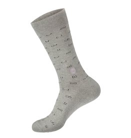 Conscious Step Socks that Promote Breast Cancer