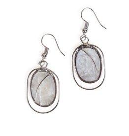 Ten Thousand Villages Fair Lady Earrings