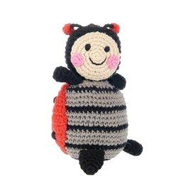Pebble Friendly Insect - Ladybug