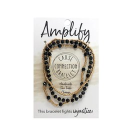 WorldFinds Amplify - Cause Bracelet for racial justice and equality