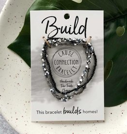 WorldFinds Build - Cause Bracelet to build houses