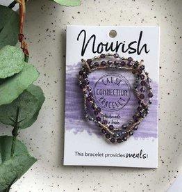 WorldFinds Nourish - Cause Bracelet to provide meals