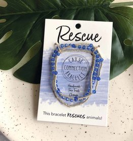WorldFinds Rescue- Cause Bracelet to rescue animals