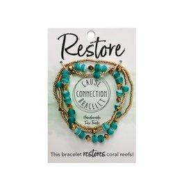 WorldFinds Restore - Cause Bracelet to restore coral reefs
