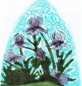 Pampeana Iris Flower Nightlight