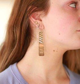 Fair Anita Skyscraper Earrings