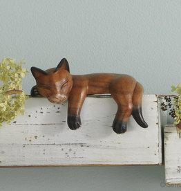 Serrv Napping Shelf Cat