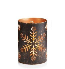 Serrv Snowflake Lantern