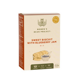 Serrv Sweet Biscuit with Blueberry Jam Mix