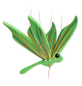 Tulia Artisans Dragonfly Flying Mobile