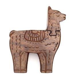 Matr Boomie Llama Puzzle Box