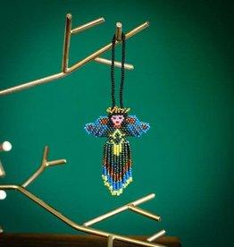 Lucia's Imports Multi Angel Flat Ornaments