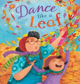 Barefoot Books Dance like a Leaf hardcover picture book