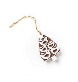 Matr Boomie Hima Bindu Ornament - Dove Tree
