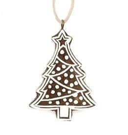 Matr Boomie Hima Bindu Ornament - Christmas Tree