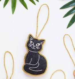 Matr Boomie Larissa Plush Ornament - Cat