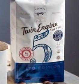 Twin Engine THE 5 - Ground