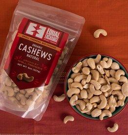 Equal Exchange Organic Cashews Natural - 8oz