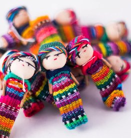 Lucia's Imports Small Worry Doll