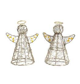 Mira Fair Trade Gold Halo Angels