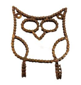 Mira Fair Trade Owl Hook