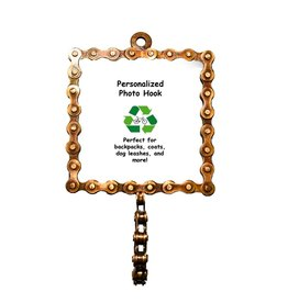 Mira Fair Trade Square Picture Frame Hook