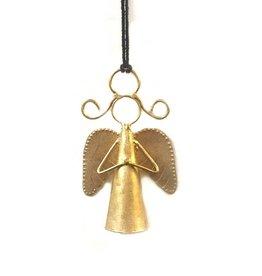 Mira Fair Trade Prayer Angel Bell