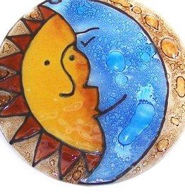 Pampeana Sun & Moon Ornament