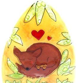 Pampeana Woodland Foxes Nightlight