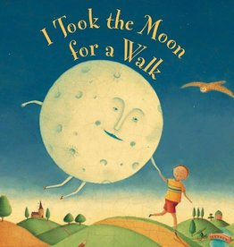 Barefoot Books I Took the Moon for a Walk large board book