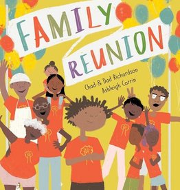 Barefoot Books Family Reunion hardcover picture book