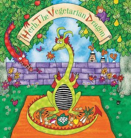Barefoot Books Herb, The Vegetarian Dragon picture book