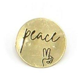 Fair Anita Peace Pin