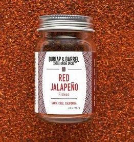 Burlap & Barrel Red Jalapeño Chili Flakes