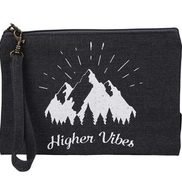 Malia Designs Higher Vibes Wristlet Pouch