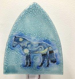 Pampeana Starry Night Horse Nightlight