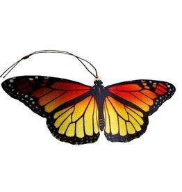 Tulia Artisans Monarch Butterfly Ornament