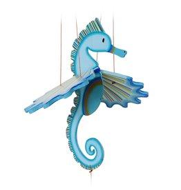 Tulia Artisans Seahorse Flying Mobile